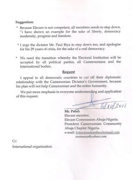 Modele lettre demission preavis negocie document online for Bail meuble preavis